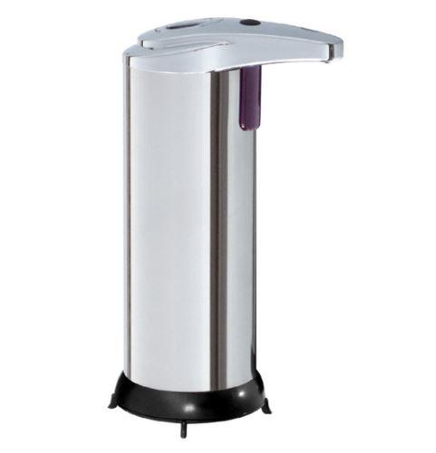 HiMAXX bezdotykový dávkovač mýdla 250ml, nerezový