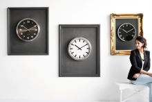 Designové nástěnné hodiny 850290 Karlsson 29cm