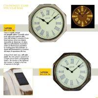 Designové nástěnné hodiny Lowell 14705B Clocks 34cm