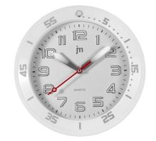 Designové nástěnné hodiny 00711B Lowell 28cm