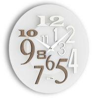 Designové nástěnné hodiny I036GRA IncantesimoDesign 35cm