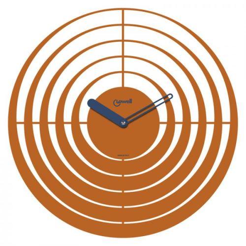 Designové nástěnné hodiny Lowell 05841O Design 40cm