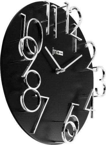 Designové nástěnné hodiny Lowell 14536N Design 32cm