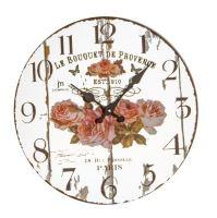 Designové nástěnné hodiny 14879 Lowell 33cm