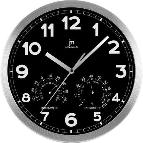 Designové nástěnné hodiny Lowell 14931N Design 30cm