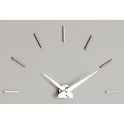 Designové nástěnné hodiny I200MT grey IncantesimoDesign 90-100cm