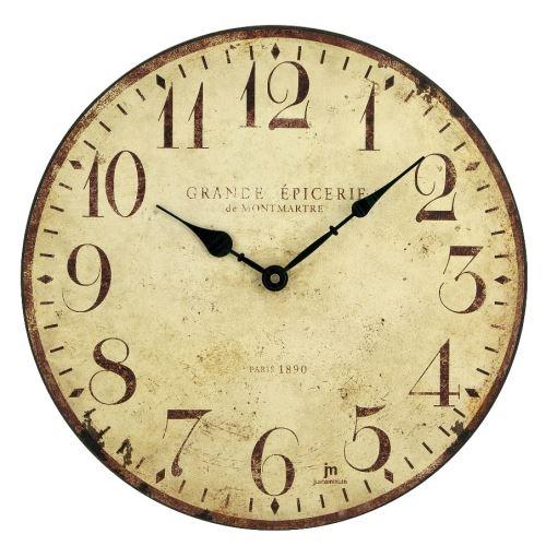 Designové nástěnné hodiny Lowell 21410 Clocks 34cm