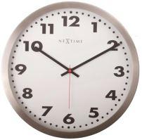 Designové nástěnné hodiny 2519 Nextime Arabic White 26cm