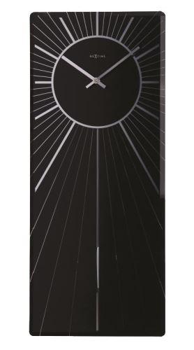 Designové nástěnné hodiny 2972 Nextime HEAVENLY 30x70cm
