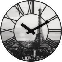 Designové nástěnné hodiny 3004 Nextime La Ville 39cm