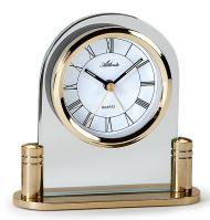Designové stolní hodiny s funkci budíku AT3097-9