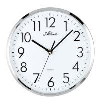 Designové nástěnné hodiny AT4315