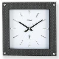 Designové nástěnné hodiny AT4391 řízené signálem DCF