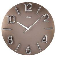 Designové nástěnné hodiny AT4397-3