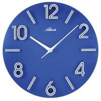 Designové nástěnné hodiny AT4397-5