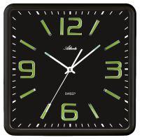 Designové nástěnné hodiny AT4427-7