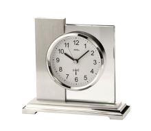 Stolní hodiny 5140 AMS řízené rádiovým signálem 17cm
