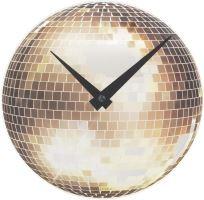 Designové nástěnné hodiny 5172 Nextime DISCO 20cm
