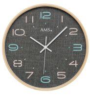 Designové nástěnné hodiny 5513 AMS 28cm