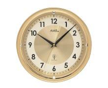 Nástěnné hodiny 5946 AMS řízené rádiovým signálem 30cm