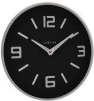 Designové nástěnné hodiny 8148zw Nextime Shuwan 43cm