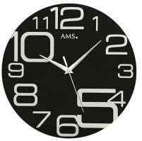 Nástěnné hodiny 9461 AMS 35cm