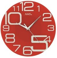 Nástěnné hodiny 9462 AMS 35cm