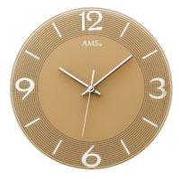 Nástěnné hodiny 9572 AMS 30cm