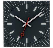 Designové nástěnné hodiny 9575 AMS 35cm