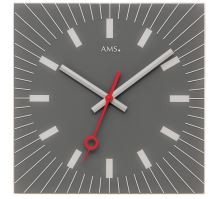 Designové nástěnné hodiny 9577 AMS 35cm