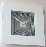 Designové hodiny Diamantini a Domeniconi Target white 42cm