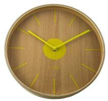 Designové nástěnné hodiny CL0065 Fisura 30cm