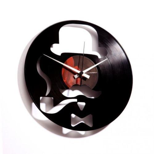 Designové nástěnné hodiny Discoclock 013 Harry 30cm