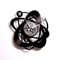Designové nástěnné hodiny Discoclock 021 Atomium 30cm