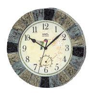 Nástěnné hodiny 550 AMS řízené rádiovým signálem 26cm
