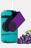 ASOBU univerzální dětský Drink Box 300ml, fialový