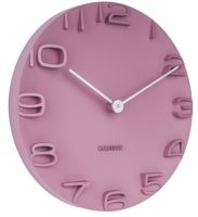 Designové nástěnné hodiny 5311PI Karlsson 42cm