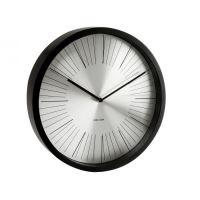 Designové nástěnné hodiny 5371BK Karlsson 30cm