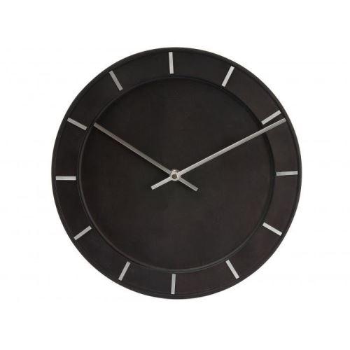 Designové nástěnné hodiny 5400BK Karlsson 29cm