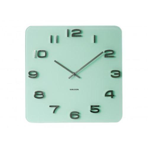 Designové nástěnné hodiny 5488PG Karlsson 35cm