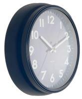 Designové nástěnné hodiny 5610BL Karlsson 38cm