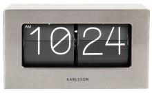 Designové stolní překlápěcí hodiny 5620ST Karlsson 21cm