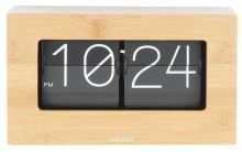 Designové stolní překlápěcí hodiny 5620WD Karlsson 21cm