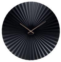 Designové nástěnné hodiny 5657BK Karlsson 40cm