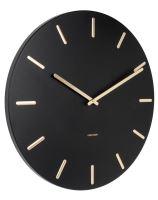 Designové nástěnné hodiny 5716WH Karlsson 45cm