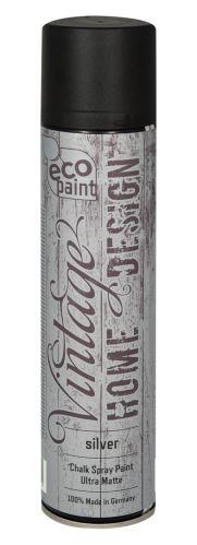 Barva ve spreji Vintage stylel 400 ml - 20081 stříbrná
