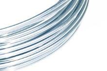Dekorační drát hliníkový - ledově modrý
