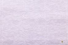 Krepový papír role 50cm x 2,5m - sv. fialová 592