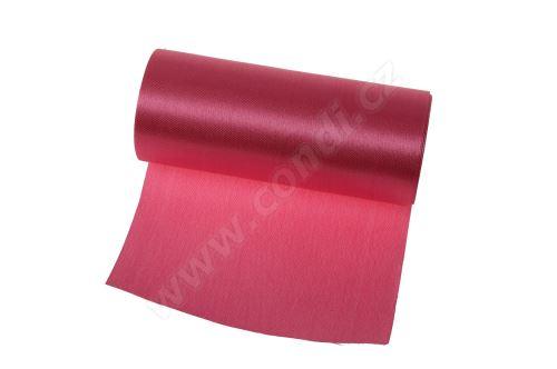 Saténová role 12cm x 9,1m 160 - růžová