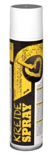 Barva ve spreji křídová 400ml KREIDE SPRAY - žlutá 071